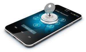 telefoon beveiliging